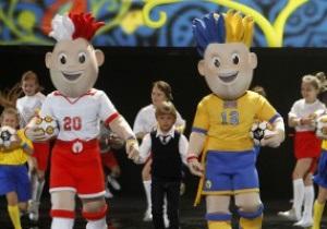 Украинский талисман Евро-2012 напомнил Блохину форварда киевского Динамо