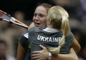 Сестры Бондаренко отказались играть за сборную Украины