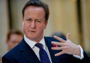 Британский премьер лично поддержит заявку Англии на ЧМ-2018