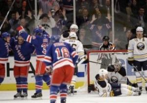 NHL: Федотенко отличился в матче с Баффало