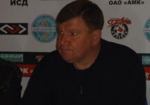 Тренер Стали раскритиковал работу арбитров в поединке с Динамо