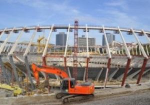 Евро-2012: комиссия УЕФА проинспектировала стадионы во Львове и Киеве