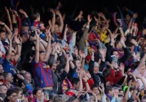 Барселона стала самым посещаемым клубом Европы