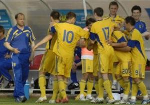Стало известно расписание матчей украинской молодежки на Евро-2011