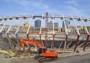 В Украину снова едет комиссия УЕФА по стадионам
