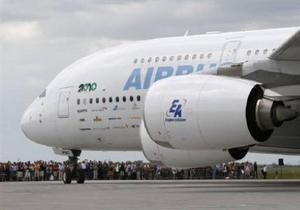 Китай намерен приобрести у Airbus самолетов на 14 миллиардов долларов