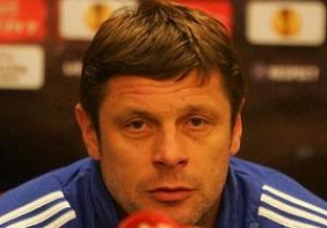 Олег Лужный: Игроки выполнили установку с первой до последней минуты