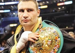 Дон Кинг и президент WBC поссорились из-за Кличко