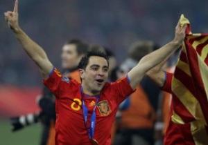 Хави может отказаться от выступлений за сборную Испании
