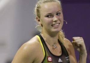 Рейтинг WTA: Возняцки первая по итогам года