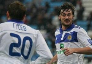 Динамо установило рекорд чемпионатов Украины