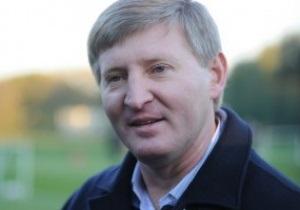 Ахметов: Украина заслужила право провести Евро-2012
