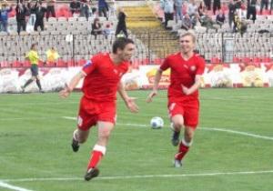 Голкипер приносит Кривбассу ничью с Арсеналом
