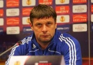 Лужный возвращается на тренерскую скамью Динамо