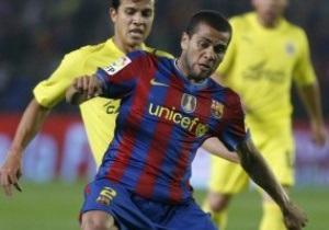 Дани Алвеш готов уйти из Барселоны