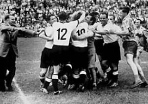 Победителей ЧМ-1954 обвинили в применении допинга