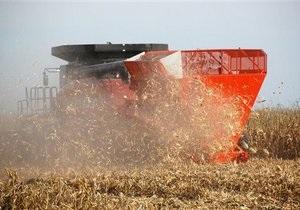 Дело: Крупнейший украинский зернотрейдер остановил закупки зерна