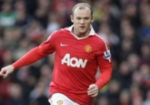Руни продлил контракт с Манчестер Юнайтед