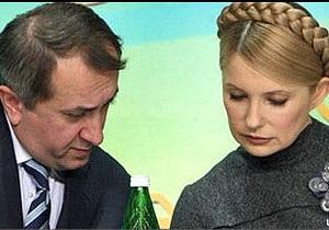Соратника Тимошенко затримав Інтерпол