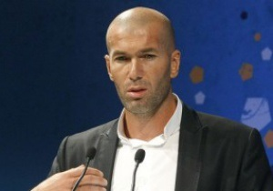 Зидан станет тренером Реала