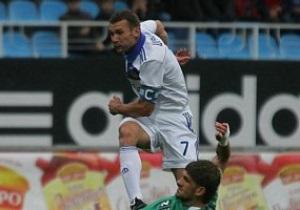Шевченко: Передышка в матче с Бразилией мне помогла