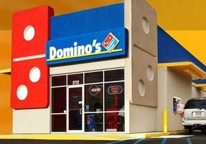 Одна из крупнейших в США сетей открыла первую пиццерию в Украине