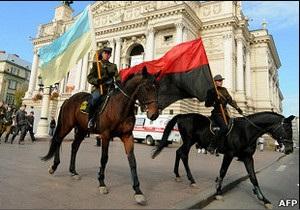 Марш за УПА не пустили в центр Києва