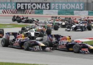 Россия подписала контракт на проведение Гран-при Формулы-1