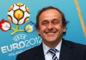 Зізнання від Платіні: Україна могла залишитися без Євро-2012