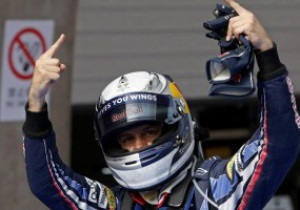 Феттель завоевал поул на Гран-при Японии