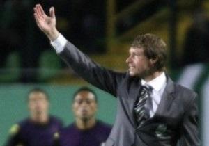 Олег Кононов пожаловался на Премьер-лигу