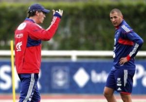Евро-2012. Группа D: Франция добивает Румынию