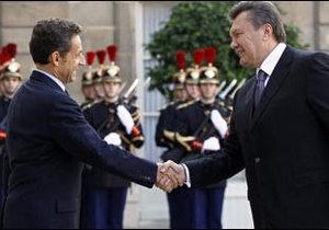 Україна-Франція: відносини   суто формальні