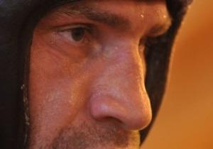 Фотогалерея: Восемь дней до боя. Репортаж из лагеря Виталия Кличко