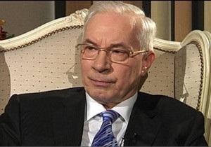Азаров оголосить оновлений уряд