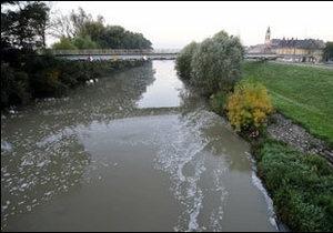 Токсичні відходи досягли притоки Дунаю