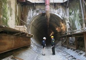 Власти выставили на продажу генподрядчика строительства метро в Днепропетровске