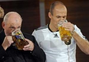 Замість Октоберфесту тренер відправив гравців Баварії на тренування