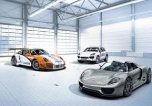 Porsche хоче виступати у Формулі-1