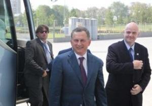 Уряд знову перейменував орган з підготовки Євро-2012