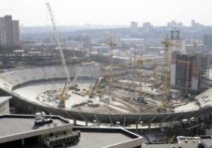 У Києві планують знову побудувати ковзанку і тенісні корти на Олімпійському після Євро-2012
