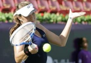 Токио WTA: Катерина Бондаренко покидает турнир вслед за сестрой