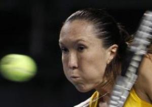 Токио WTA: Елена Янкович выбивает Алену Бондаренко