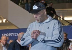 Валуев откроет школу бокса в Санкт-Петербурге