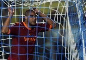 Раньєрі не випустив Адріано на поле через вираз обличчя