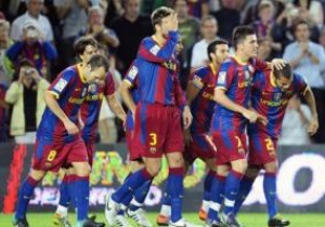 Барселона прилетит в Казань сегодня
