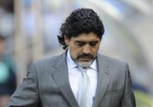 Аргентинцы против возвращения Марадоны в сборную