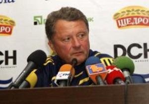 Маркевич: Не должны были проигрывать, но потеряли концентрацию