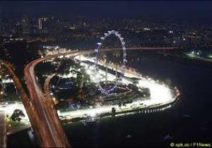 Босс Формулы-1: Гран-при Сингапура - жемчужина в короне Чемпионата мира