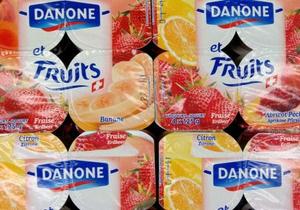 Danone изучает возможность приобретения ЗАО Галичина